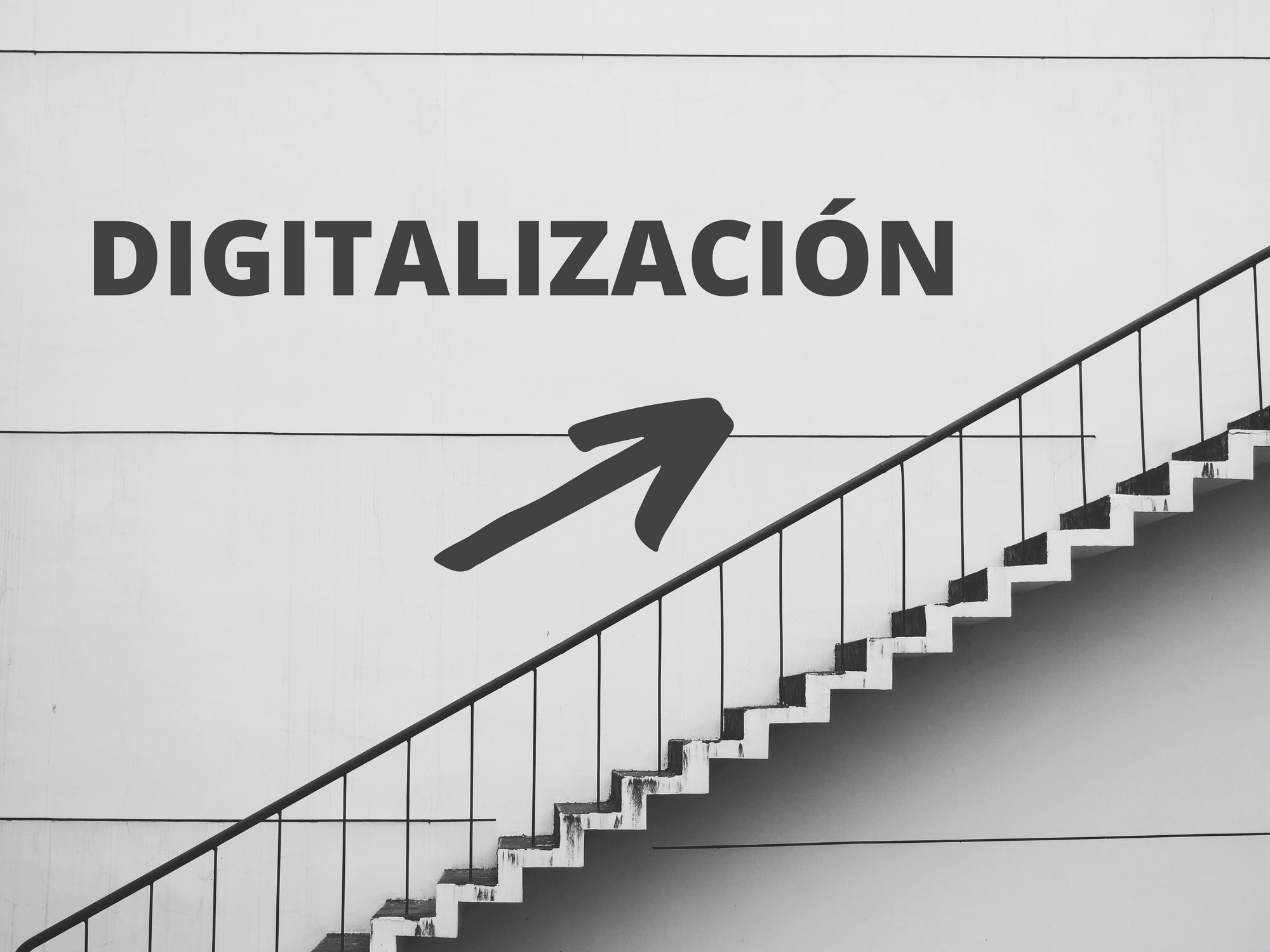 ¿Cuáles son los pasos para digitalizar una empresa?