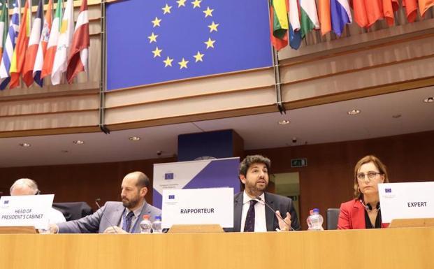 La Región de Murcia, propulsora de la Transformación Digital de salud en Europa