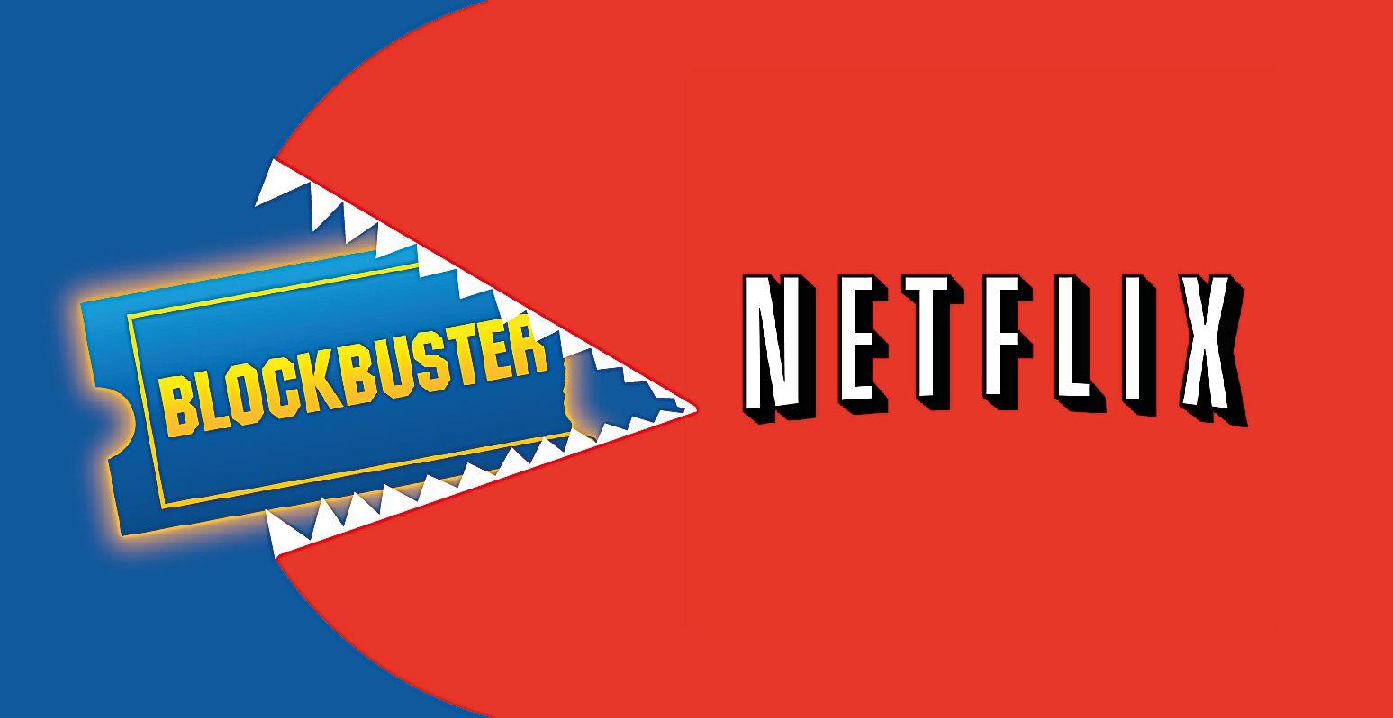 Transformación digital, del éxito de Netflix al fracaso de Blockbuster