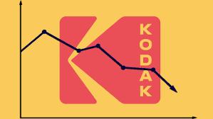 Kodak, del éxito a la ruina
