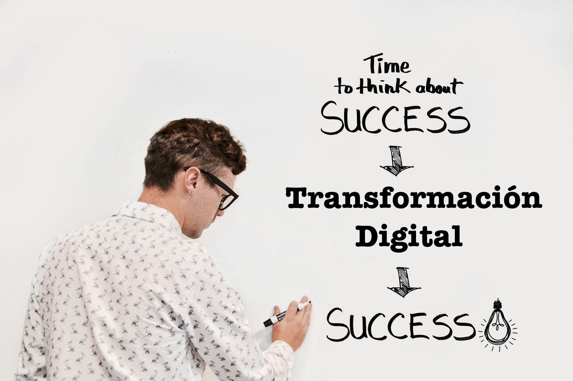 La estrategia, confianza y compromiso para tener éxito en la transformación digital