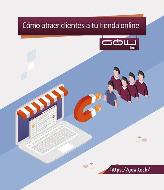 Cómo atraer clientes a tu tienda online