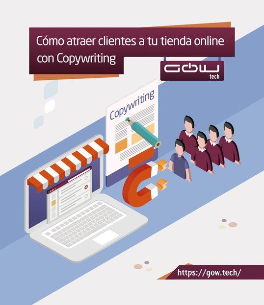 Cómo atraer clientes a tu tienda online con Copywriting